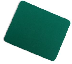 Green Mouse mat - 6mm Neoprene with Cloth Surface - Free Postage